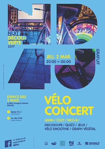 nd4j vélo concert