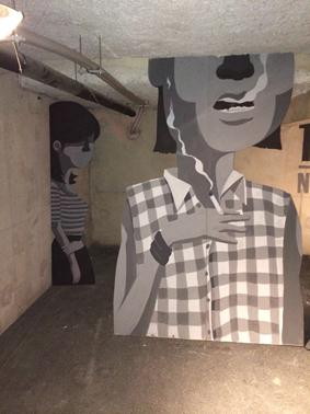 ND4J Pratiques artistiques en milieu urbain